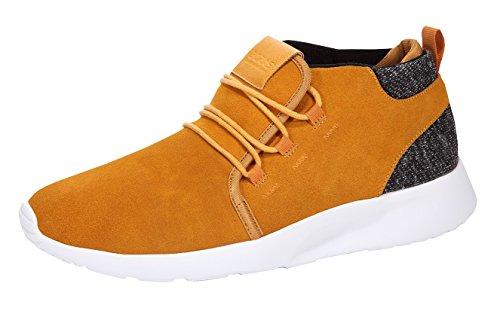 Bild von Boras Sneaker in Übergrößen Gelb 5207-0407 große Herrenschuhe
