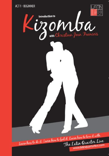 Introduction to Kizomba Act 1 [DVD] [Edizione: Regno Unito]