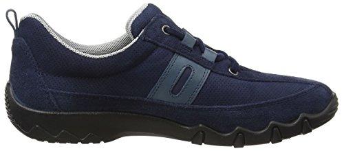 Hotter Leanne, Sneaker Basse Donna Blue (Navy)