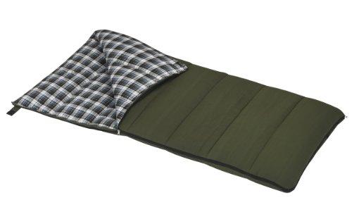 wenzel-conquest-saco-de-dormir-rectangular-para-acampada-color-verde