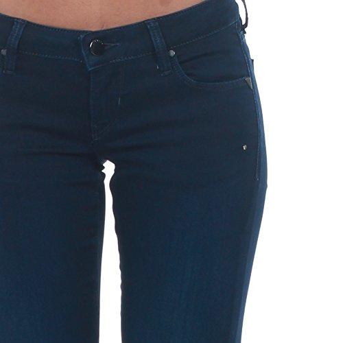 Guess Damen Jeans Dunkelblau