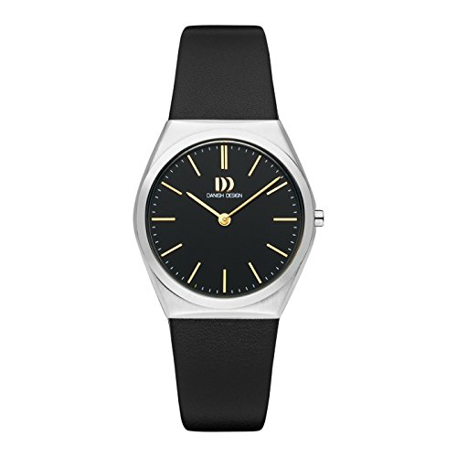 Danish Design Reloj Analógico para Mujer de Cuarzo con Correa en Cuero IV33Q1236