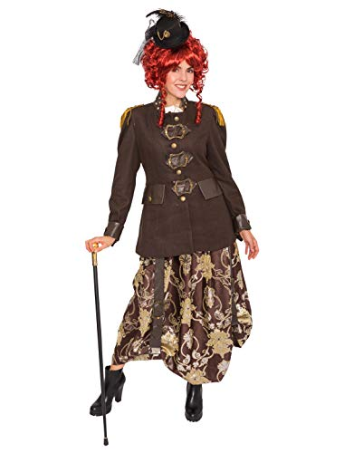 Steampunk Kostüm Damen Deiters - Deiters Steampunk Dame de Luxe 3-TLG.