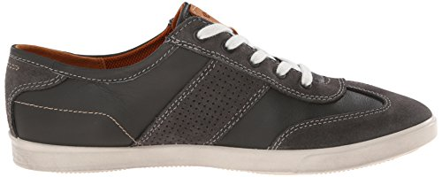 Ecco COLLIN Herren Derby Schnürhalbschuhe Schwarz (DARKSHADOW/DARKSHADOW 56586)