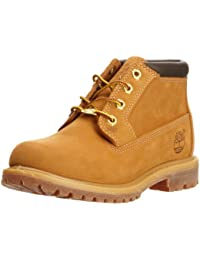 Timberland - Af Nellie Dble Wheat Yellow - Bottes Femme