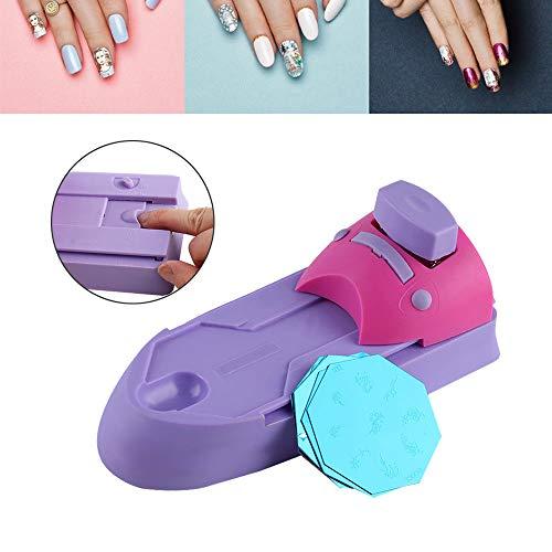Pinkiou máquina impresión uñas nail art impresora