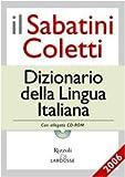 Il Sabatini Coletti dizionario della lingua italiana 2006. Per le Scuole. Con CD-ROM