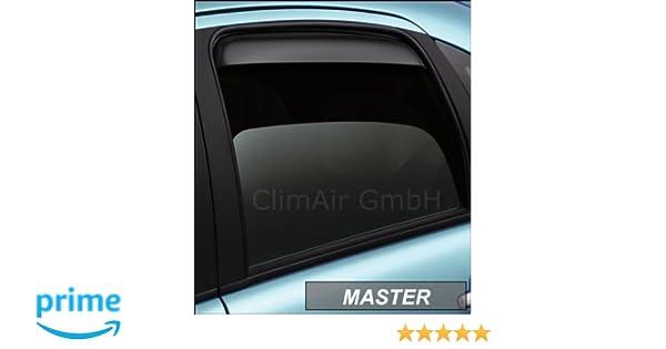 hinten -CLS0044594D ClimAir Windabweiser Farbe: Dunkel