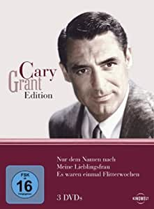 Cary Grant Edition 2 [3 DVDs]