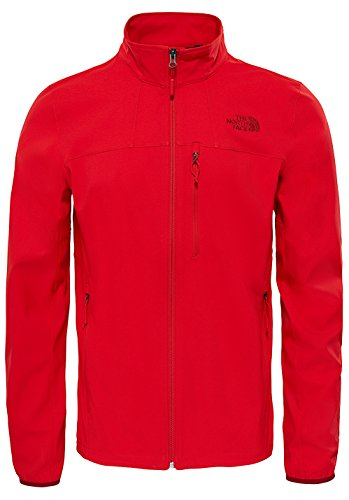 The North Face M Jacket Veste Nimble Homme High Risk Red