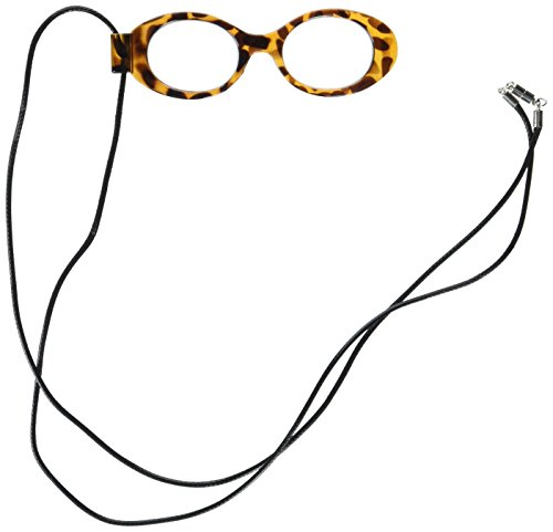 195d44cb537a Optimum Optical OSPEX-AMA Optispex Magnifier Necklace, Amber Ambre, One Size