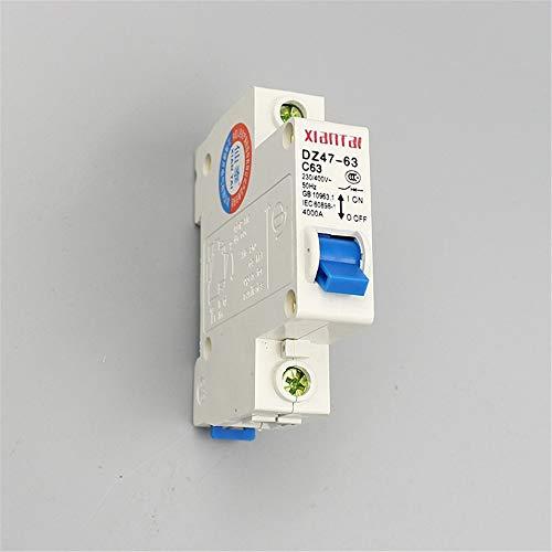 OIASD Interruptor de Aire en Miniatura del disyuntor DZ47 de Baja tensión...