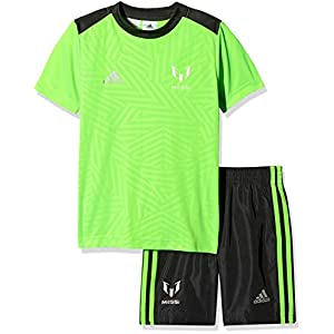 adidas Jungen Messi Set Trainingsanzug