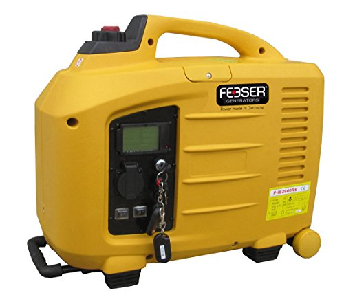 Feeser Generators Inverter PIB 2600RE