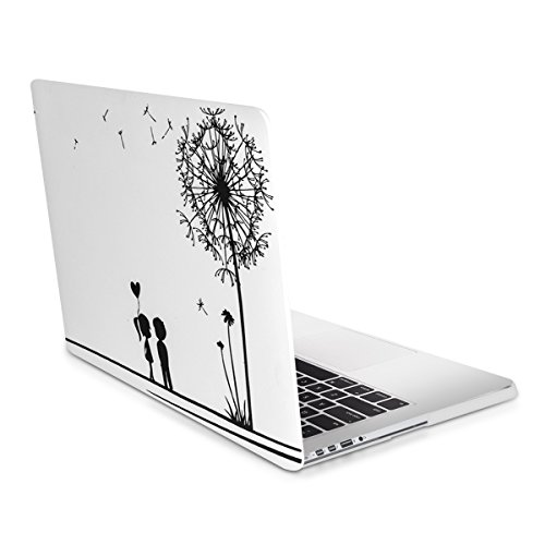 kwmobile Laptop Hülle für Apple MacBook Pro Retina 13