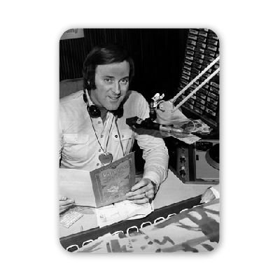 Terry Wogan-Tappetino per il mouse in gomma naturale di alta qualità il mouse-Tappetino per il mouse