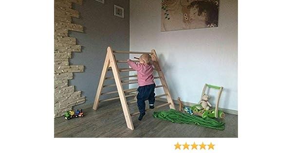 Kletter Dreieck Baby : Kletterdreieck nach art pikler !!!extragroß!!!: amazon.de: handmade
