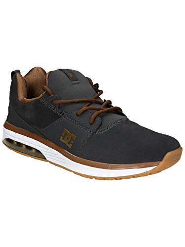 DC Shoes  Heathrow IA, Sneakers basses homme Gris