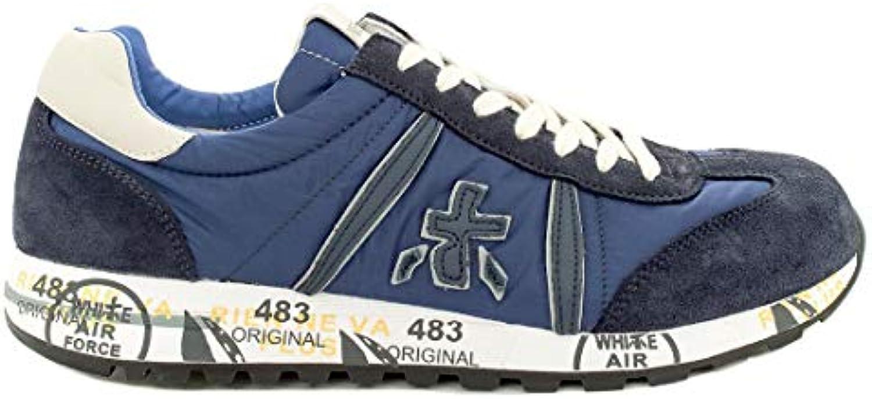 Donna Donna Donna  Uomo PREMIATA Lucy 3815 scarpe da ginnastica Blu Pratico ed economico Materiale superiore Eccellente fattura | Servizio durevole  | Scolaro/Signora Scarpa  a5202a