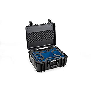 B&W outdoor.cases type 6000 with DJI Phantom 4 Pro / 4 Pro+ / 4 Advanced Inlay - The Original ***Liwithed Edition***