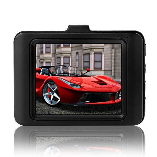 Preisvergleich Produktbild HD PRO Dash Cam mit GPS 2K Super HD 16 GB Micro SD Erweiterte Fahrerassistenz - Schwarz