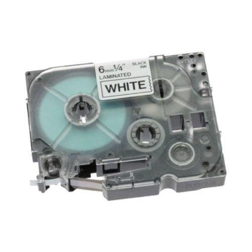 Preisvergleich Produktbild 1x Ti-Sa Basic Rebuilt Schriftbandkassette für Dymo S0720580 45013 für Dymo LabelManager 210 D - schwarz auf weiß - Leistung: 12mm x 7m
