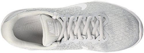 Nike Wmns Air Max Sequent 2, Chaussures de Running Femme Gris (Platine Pur/Gris Loup/Platine Métallisé/Blanc)