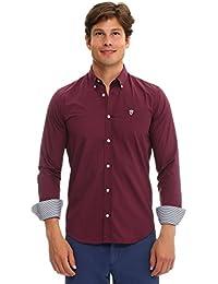 GALVANNI Afropeans, Camisa Casual para Hombre