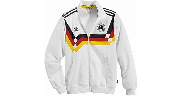 Veste Deutschland Dfb Et 1990 Rétro LSports Tt Adidas wPZlkTXiuO