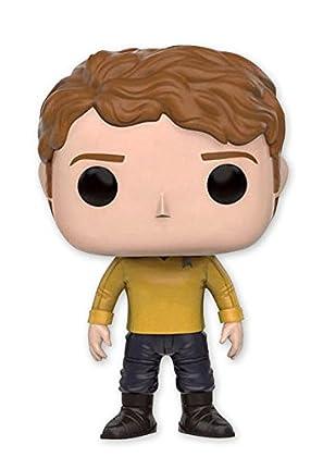 Cabezón Chekov, 10cm. Star Trek Beyond Funko Pop