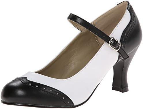 Pleaser Flapper 25 - Zapatos con Tacón Mujer