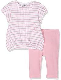 Kanz Baby-Mädchen Bekleidungsset T-Shirt 1/4 Arm + Leggings