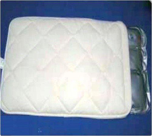 HIDRO-COMFORT Hydropneumatisches Wasserkopfkissen für Wasserbetten - Wasserkissen 40 x 60 cm
