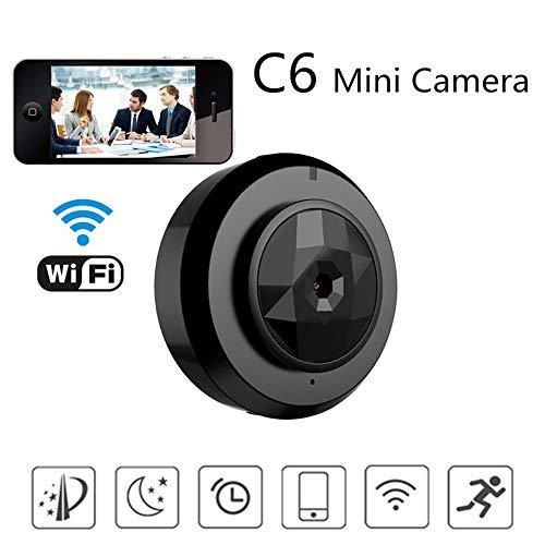 TONGTONG Mini Camera Portable 1080p IP Outdoor Night Vision Android Wi-Fi Small Car Camcorder Motion Detection HD Sport