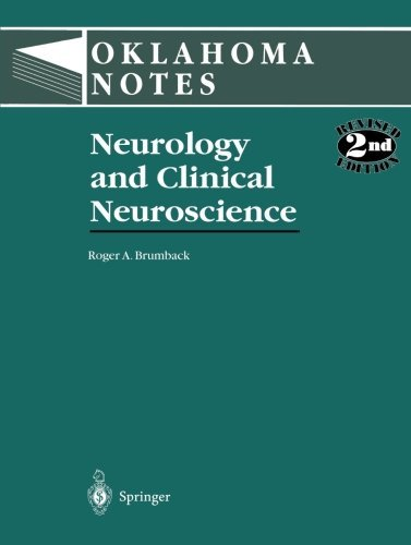 Neurology and Clinical Neuroscience (Oklahoma Notes) by R.R. Claudet (2013-10-04)