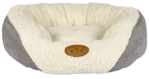 Banbury & Co Luxury Small Cosy Cat/Dog Bed, Small 2