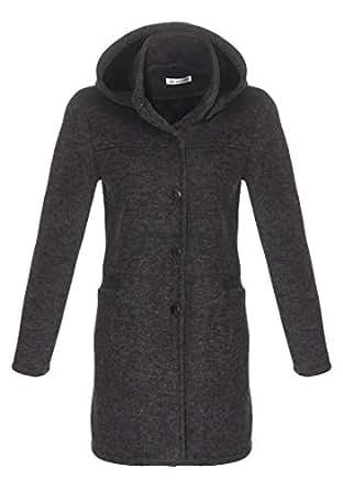 Bild nicht verfügbar. Keine Abbildung vorhanden für. Farbe  OSAB-Fashion  4827 Gefütterter Damen Mantel Jacke Winterjacke Wattejacke Kapuze  Wintermantel 20f25da3d9