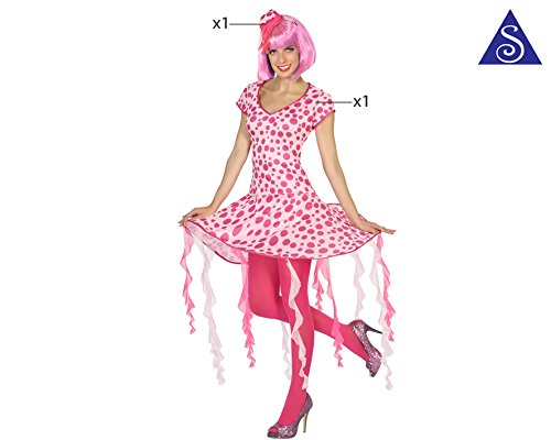 Imagen de atosa 18242–medusa, para mujer disfraz, tamaño xl, 42/44 alternativa
