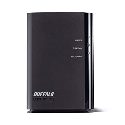 Buffalo Linkstation Duo High Performance Multimedia Shared Raid Network Storage ( NAS ) - Parent ASIN