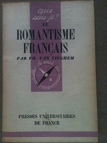 Le romantisme français