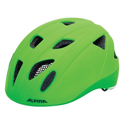 ALPINA Kinder Fahrradhelm Ximo LE grün (400) XS
