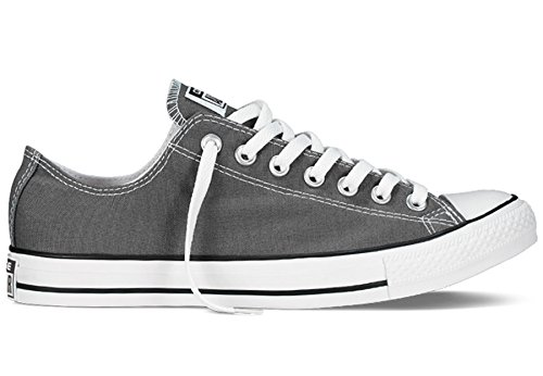 Converse Chuck Taylor All Star Adulte Seasonal Ox 15762 Unisex - Erwachsene Sneaker Anthrazit