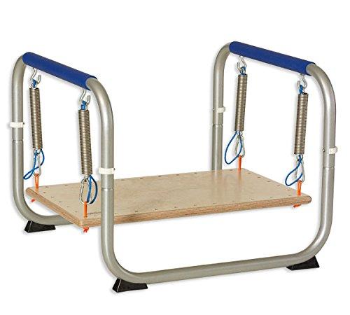 "Pedalo® Stabilisator \""Sport\"" Limited Edition I Federbrett I Gleichgewichtstrainer I Balance Board I Koordination I Propriozeption"