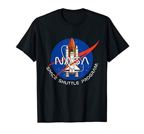 NASA Spaceshuttle Programm Tshirt -