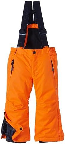 CMP pantalon de ski pour enfant 6 ans Orange - Orange fluo