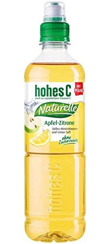 Hohes C Naturelle Apfel-Zitrone, 18er Pack, EINWEG (18 x 500 ml)