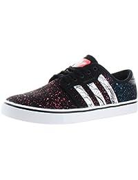 half off e405f 011af ... discount code for adidas originals seeley mid herren skate sneakers  schuhe uk größen mehrfarbig schwarz weiß