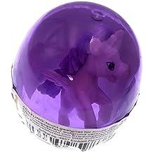 PICCOLI MONELLI Uovo Unicorno e Adesivi Viola ovetto Sorpresa Colore Fuxia
