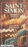 Mémoires, tome 9 : 1711 1713 par Saint-Simon