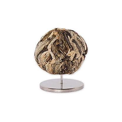 Yang-Chai-Teeblumen-Set-Symbiosis-im-6er-Pack–Teeblten-ein-wichtelgeschenk-das-ideale-Tee-Geschenkset-fr-Teeliebhaber-in-stabiler-Metalldose-mit-Teerosen-Halter
